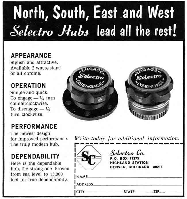 1967-09-fourwheeler-selectro-company-ad