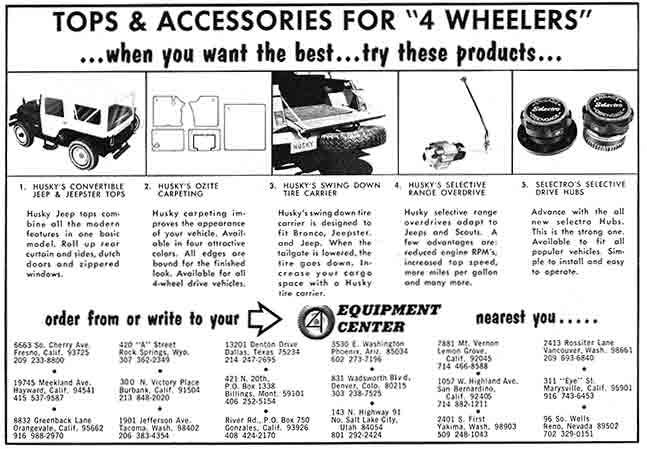 1967-10-fourwheeler-husky-selectro-ad