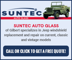 SunTec Windshield Replacement of Gilbert