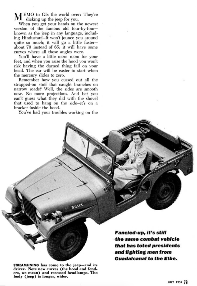 1952-07-pop-sci-gi-jeep-dons-dress-uniform1