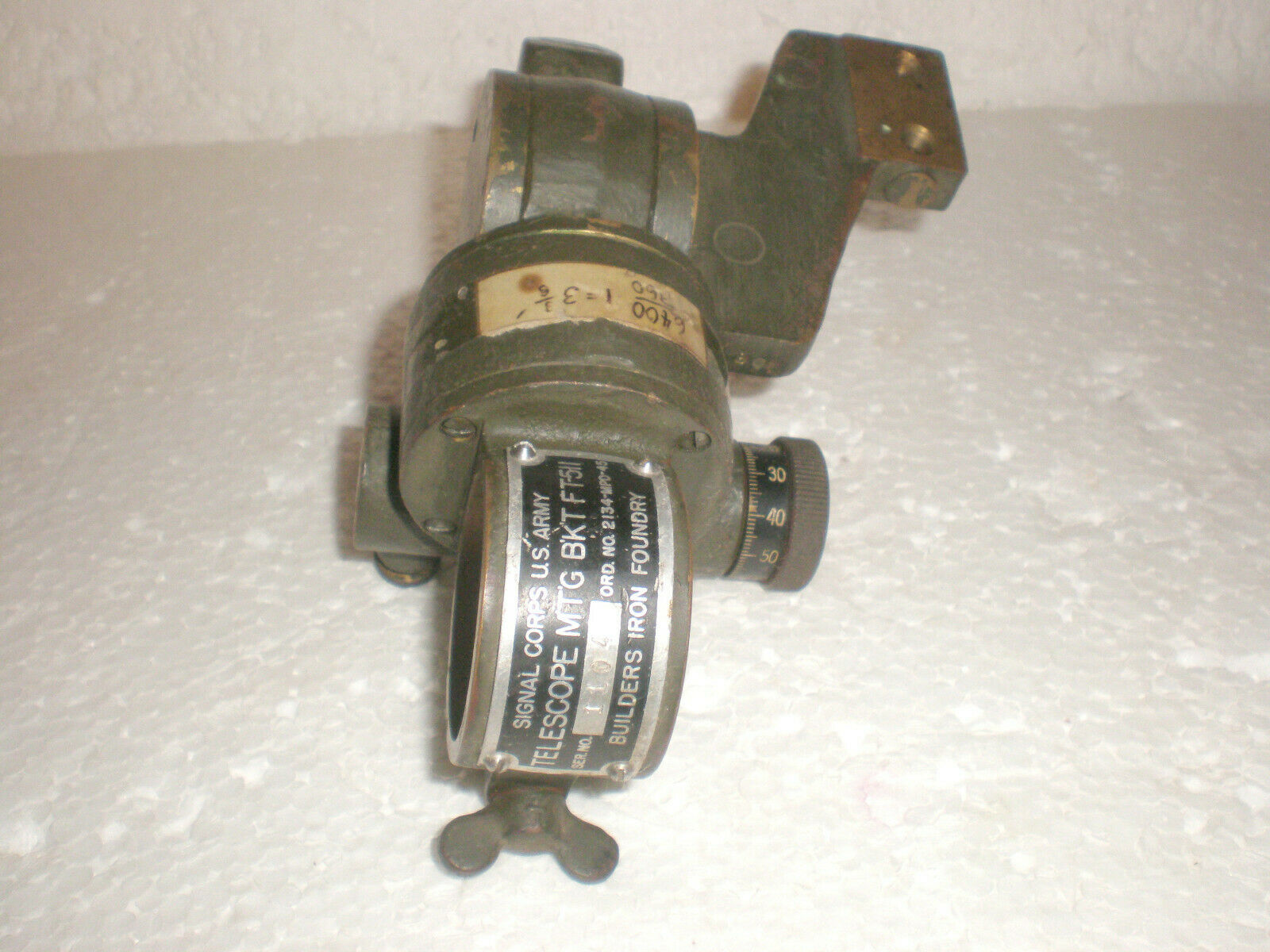 """Military Jeep MB//GPW Connecting Rod Bolt 7//16/"""" New Old Stock"""