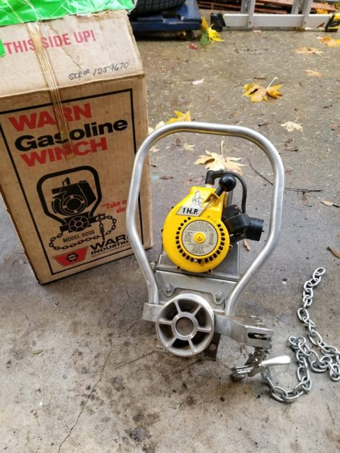 warn-gasoline-portable winch-800G-6