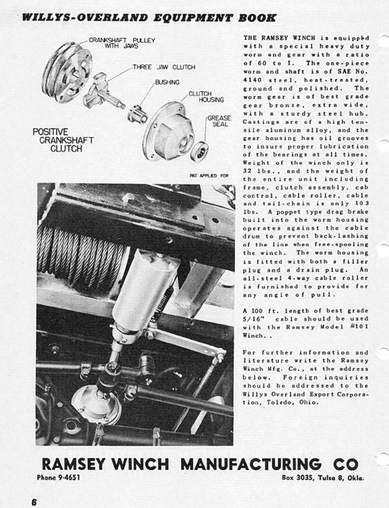 willys-overland-equipment-ramsey-winch