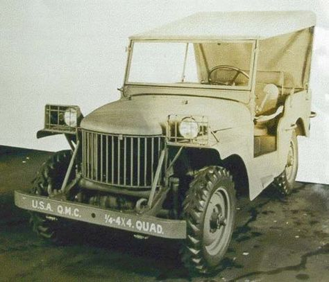 willys-quad-front-view