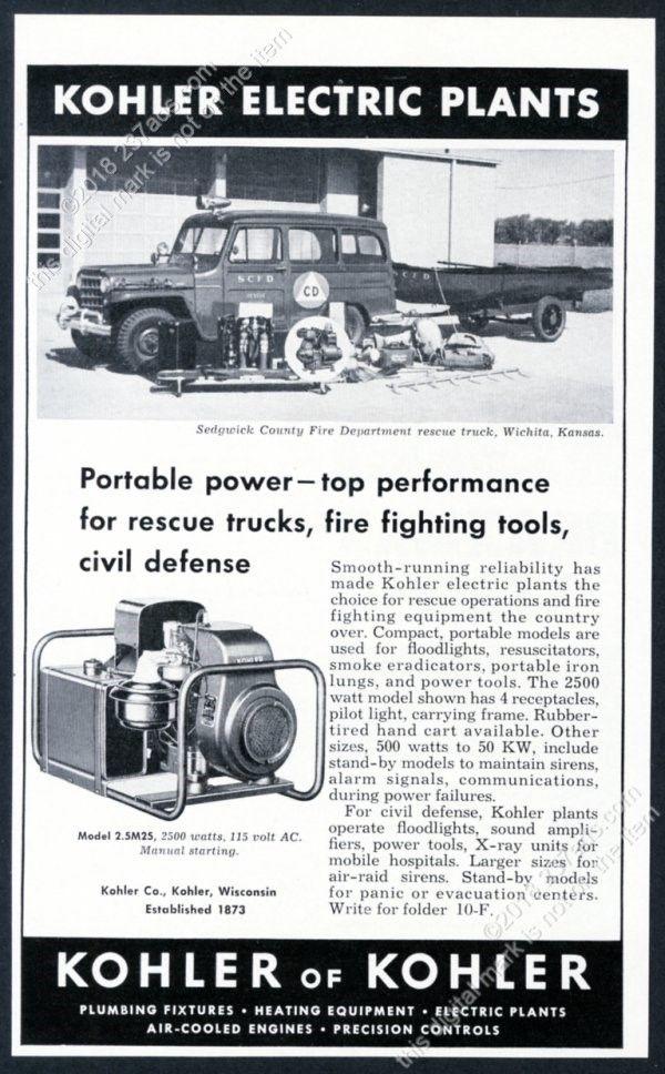 1957-fire-wagon-koehler-generator-ad