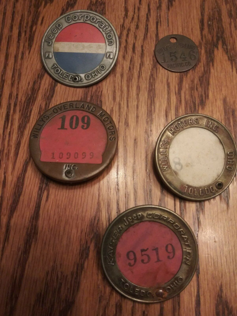 willys-jeep-employee-badges
