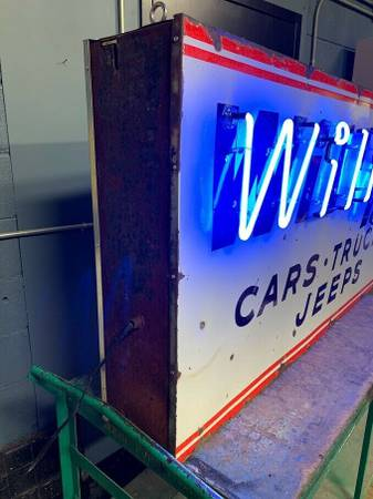 willys-jeep-truck-car-jeep-sign1