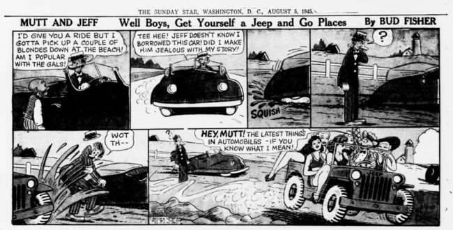 1945-08-05-evening-star-sunday-mutt-jeff-jeep