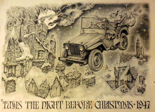 1947-jeep-santa-sleigh
