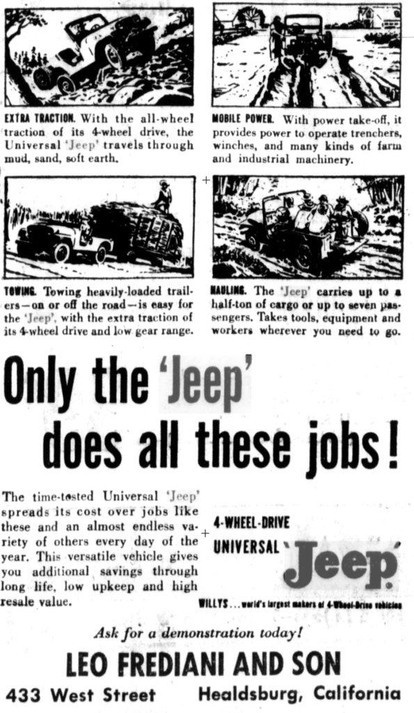 1956-10-11-healdsburg-tribune-universal-jeep-ad