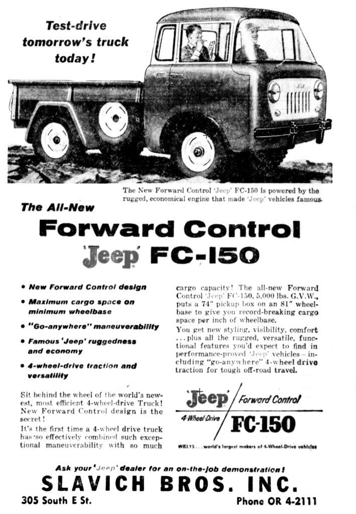 1957-01-11-madera-tribune-fc-150-ad