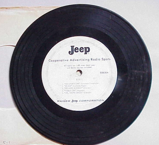 jeep-cooperative-radio-spots-record