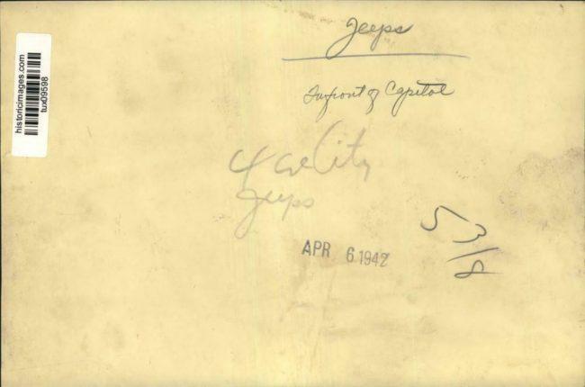 1942-04-06-jeeps-climbing-steps-capitol-ny-2
