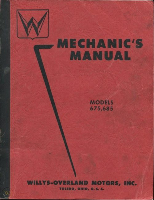 1952-mechanics-manual