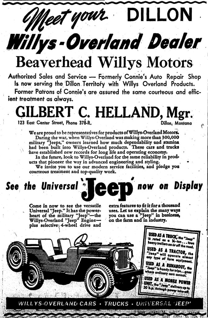 1947-05-06-dillon-daily-trib-beaverhead-willys-dealer-ad