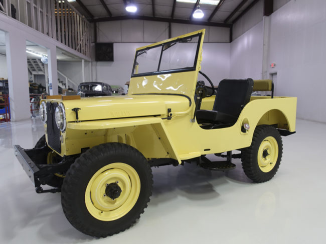 1948 Willy's Jeep CJ-2A