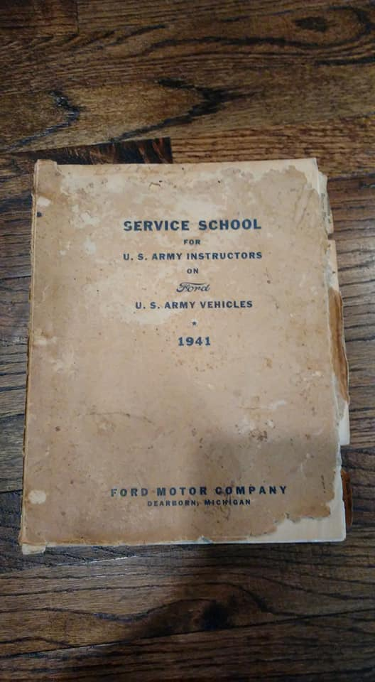 Service-School-for-US-Army-Instructors-on-Ford-US-Army-Vehicles-1941
