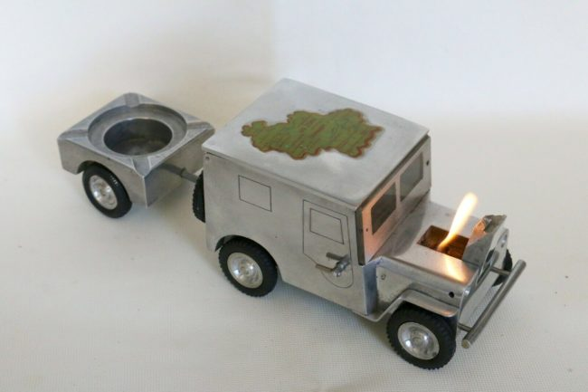 german-lighter-ashtray-jeep