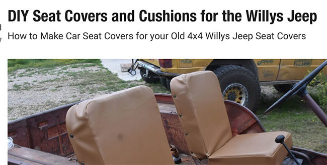 four-wheeler-seats