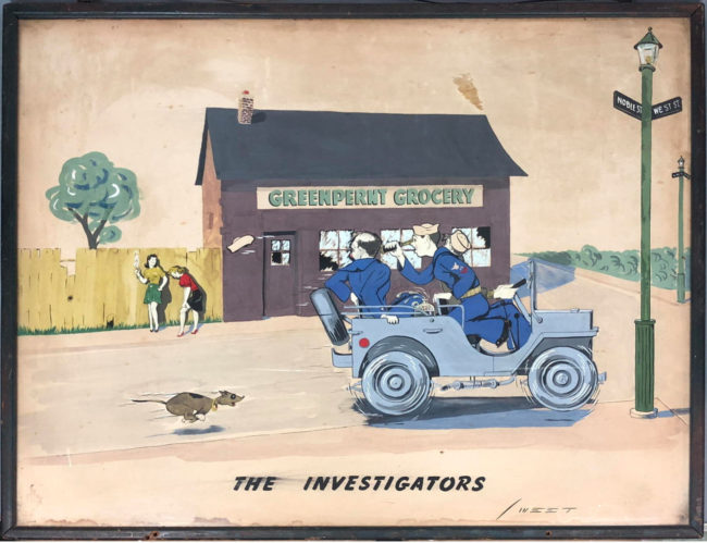 jeep-watercolor-soldiers-greenpernt-grocery-illustration2