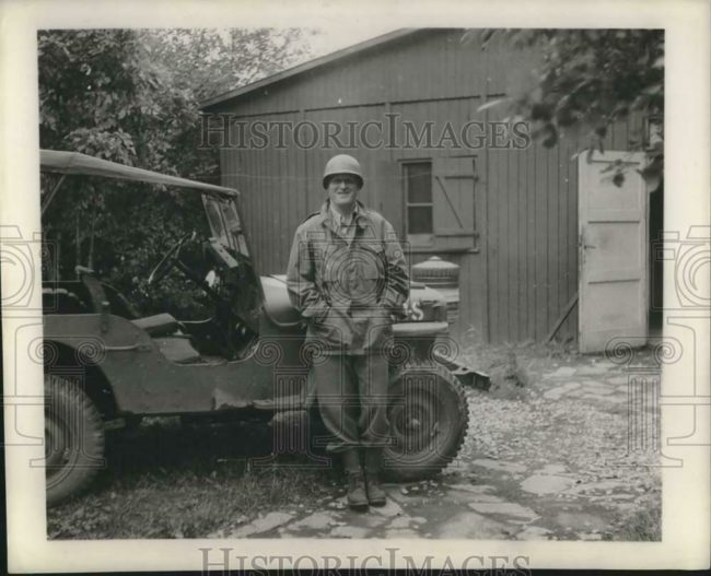 1945-08-13-ajw-in-front-of-jeep1