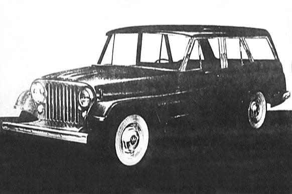 60CJ5Wagon