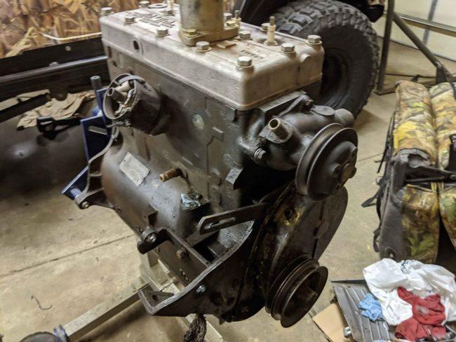 cj2a-engine