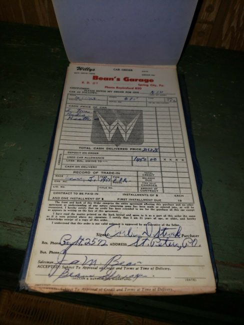 willys-car-receipt-book1
