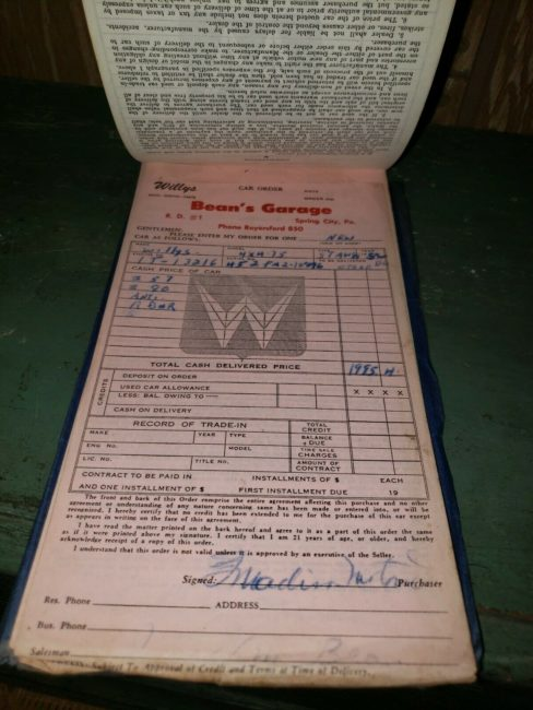 willys-car-receipt-book2
