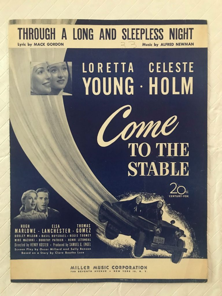1949-come-to-the-stable-music