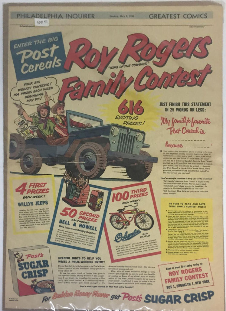 1954-color-newspaper-ad-roy-rogers-contest2