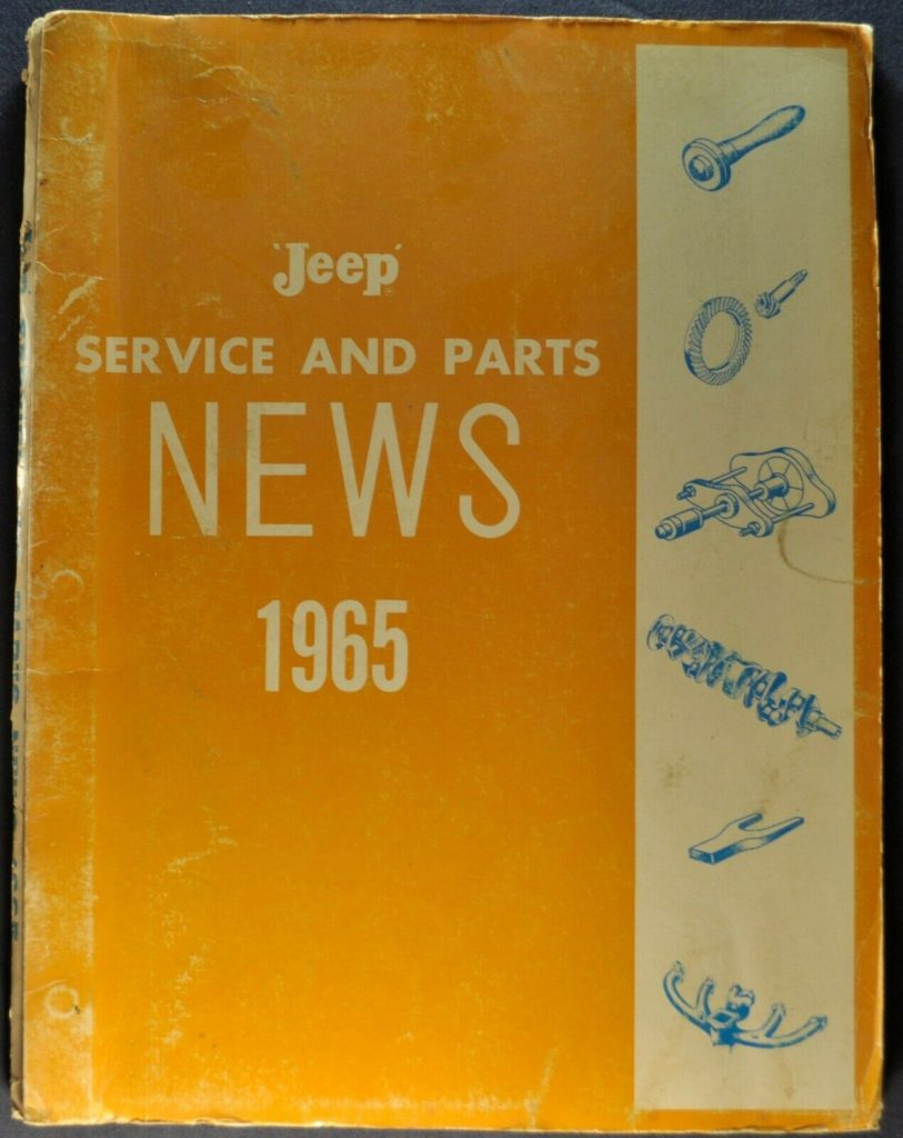 1965-jeep-service-and-parts-news-booklet