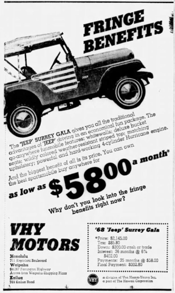 1969-04-04-The-Honolulu-Advertiser-jeep-gala-surrey-dj5-lores