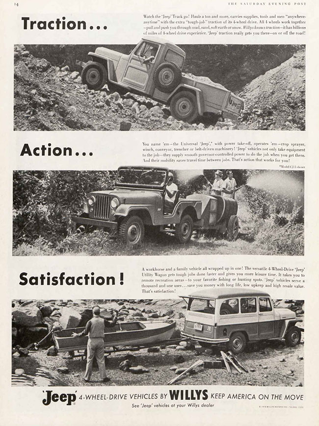 1956-08-04-sat-eve-post-traction-action-satisfaction-ad-lores