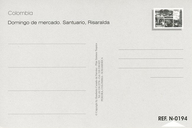 colombia-domingo-de-mercado-santuario-risaralda-postcard2-lores