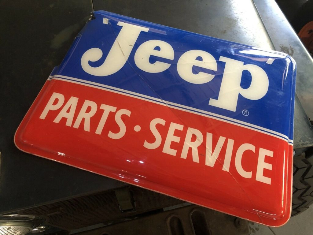 jeep-parts-service-sign