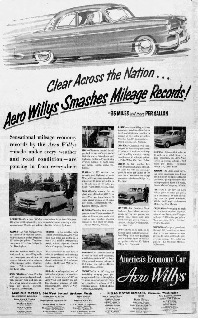 1952-05-09-spokesman-review-aero-willys-dealers-ad-lores