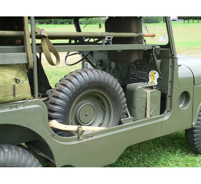 CLUTCH SHIFTER SEAL M151 VEHICLE FAMILY MILITARY JEEP