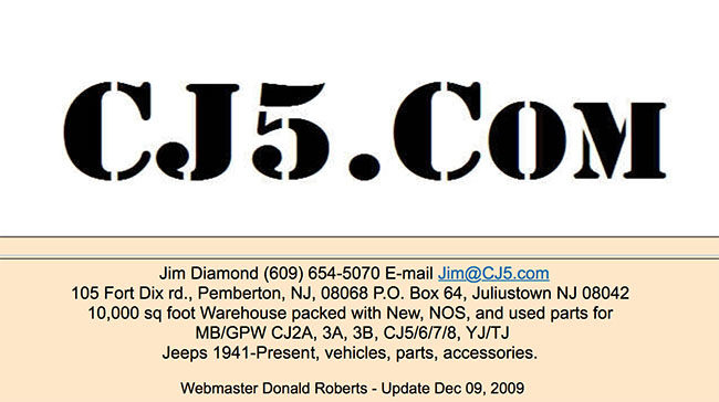 cj5-website