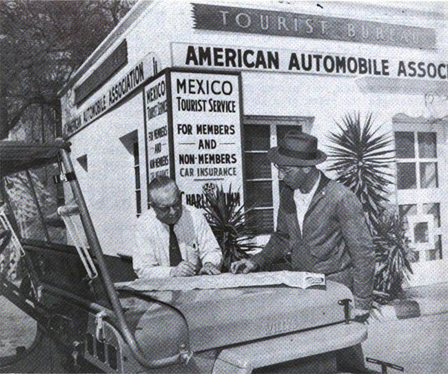 1947-driving-to-mnagua-nicarauga-william-f-baggerman-photo