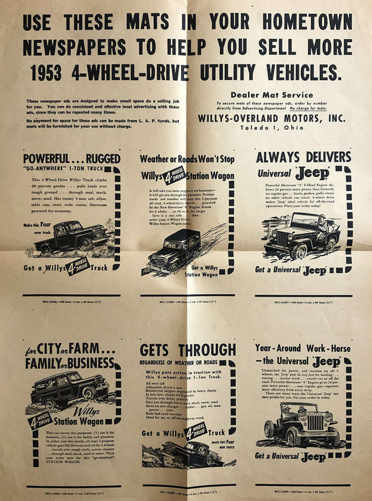 1953-advertising-mats-from-willys-overland-lores