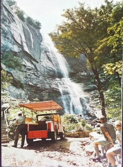 tour-jeep-hickory-nut-falls-chimney-rock-nc-postcard3