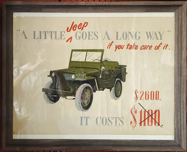 a-little-jeep-goes-a-long-way-poster