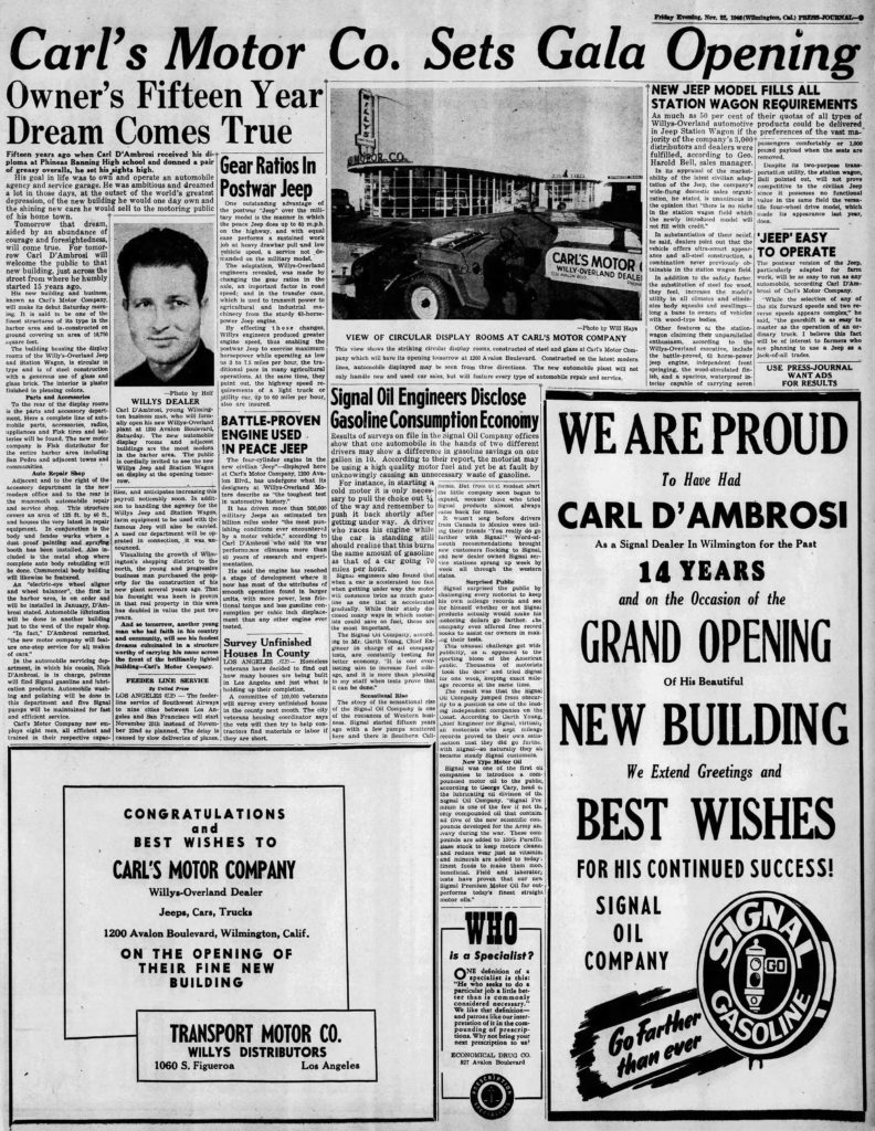 1946-11-22-wilmington-daily-press-journal-carls-dealership-nc-lores