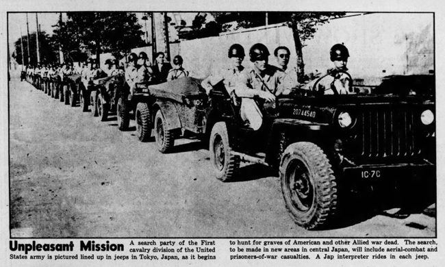 1947-12-07-star-tribune-mn-jeeps-search-graves-lores