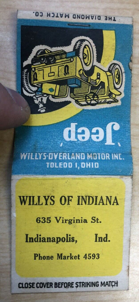 willys-of-indiana-matchbook-cover2