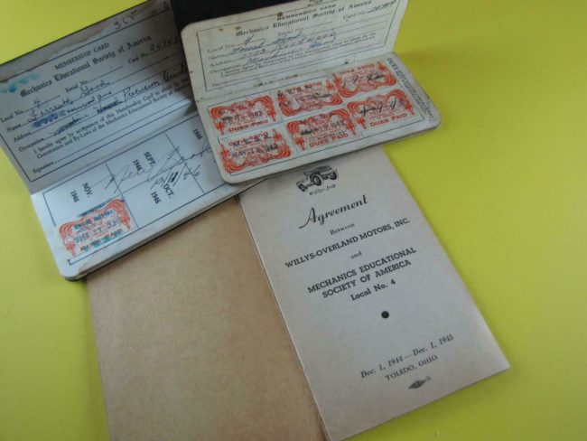 willys-overland-mechanic-society-documents