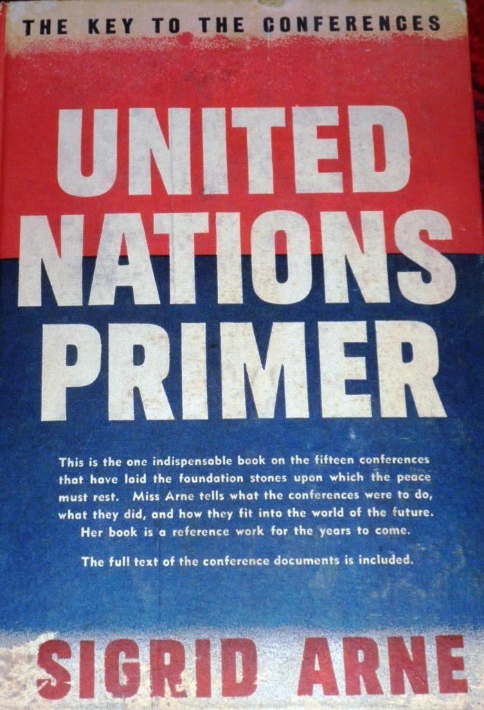 1945-sigrid-arne-united-nationas-primer