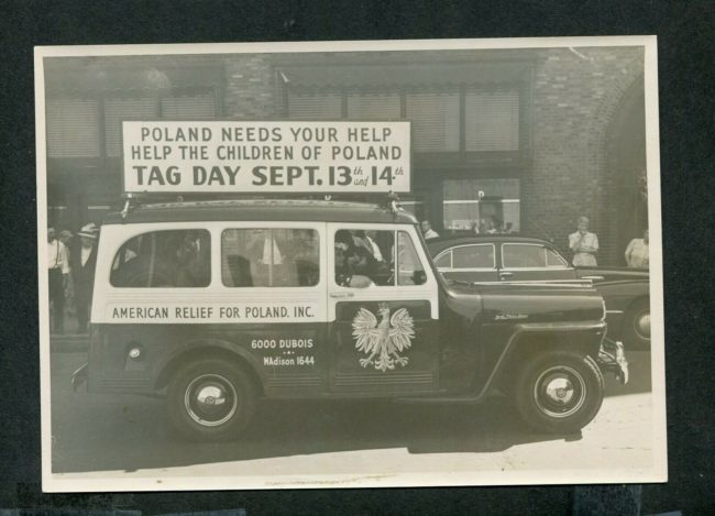 1953-poland-relief-wagon