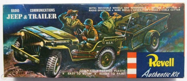 1956-revell-radio-jeep-and-trailer-model
